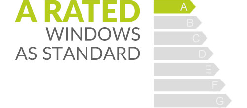 A Rated windows and glazing