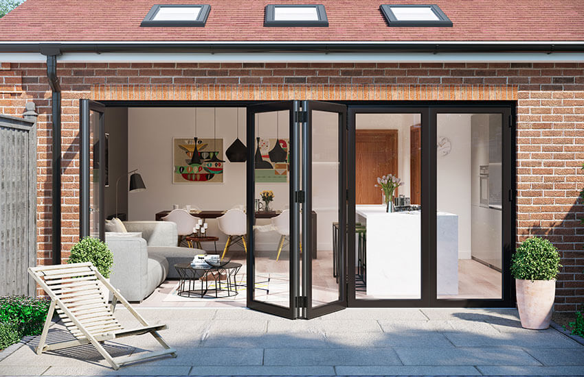 Aluminium Bifold Doors In Sheffield Amp Yorkshire Global