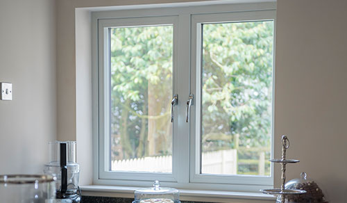 Double and triple glazed windows