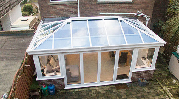 Global Glass Roof Conservatory