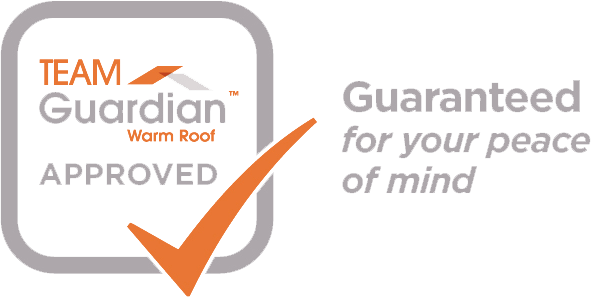 Guardian Warm Roof Accredited