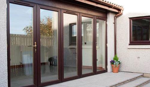 Rosewood new wave doors