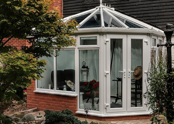 Conservatory installations in Sheffield & Yorkshire