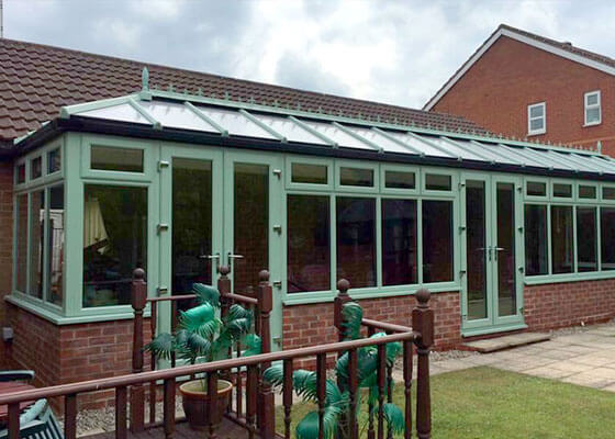 Chartwell green extension