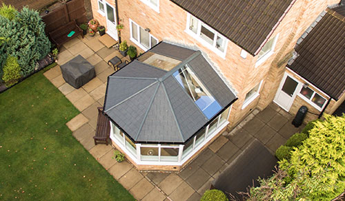 Ultra 360 conservatory roof