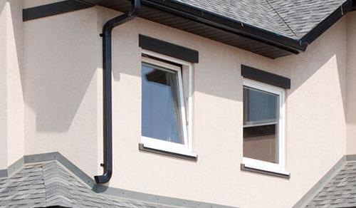 White uPVC Tilt and turn windows