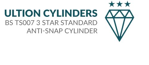 Ultion cylinder locks