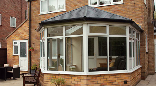 Ultra Roof 360 tiled conservatory roof
