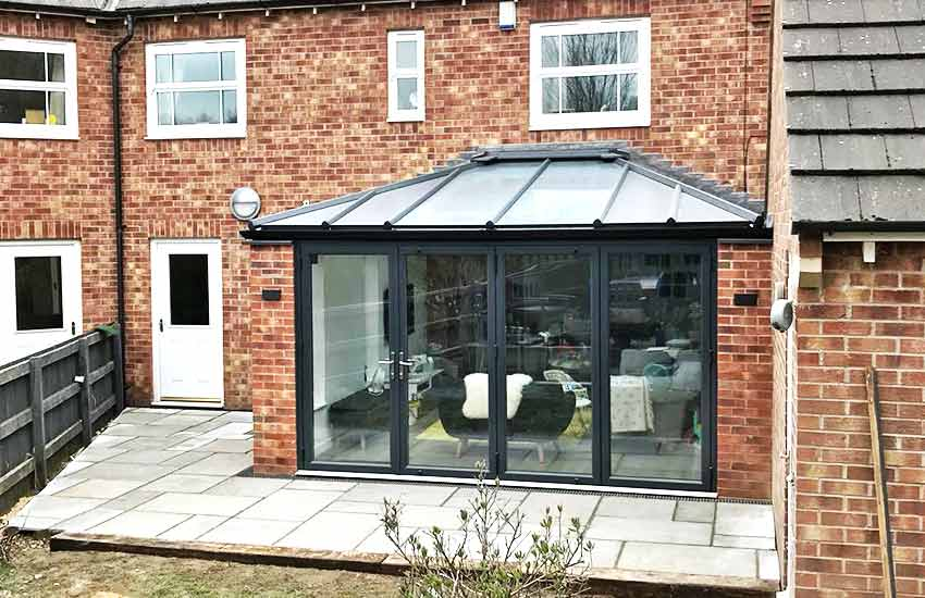 Durable Solid Roof Conservatory In South Yorkshire Global Windows