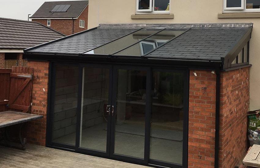 ultraroof 380 conservatory roof 2