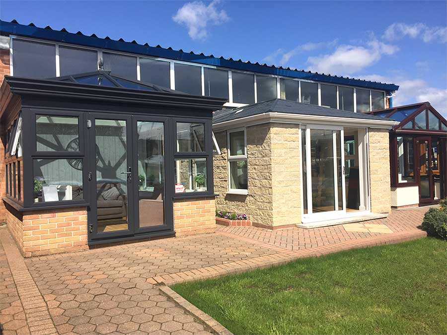 Our Showroom Double Glazing In Sheffield Global Windows