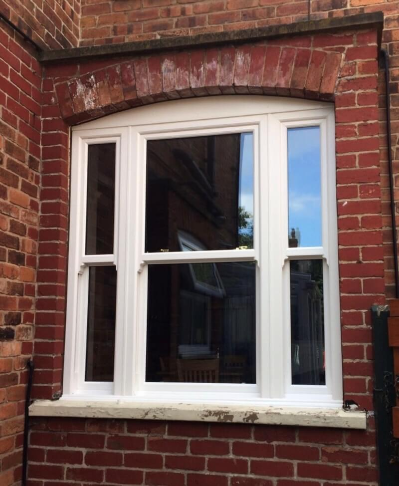 Window after improvement