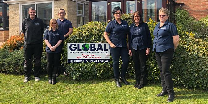 Global office team