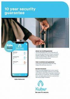 Kubu Smart Lock Guarantee