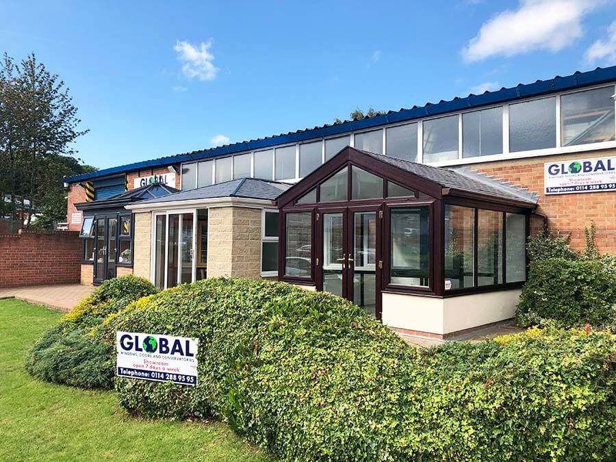 global showroom