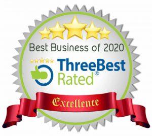 ThreeBestRated logo