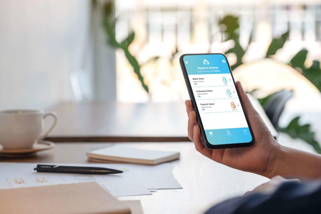 Kubu smart app